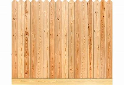 Wood Fences Fencing Fence Board Cedar Treated
