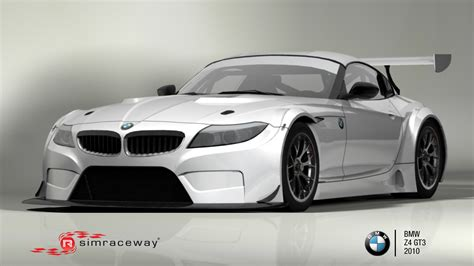 Simraceway Releases Bmw Z4 Gt3 For Purchase, Play