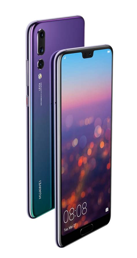 大马Huawei 官方消息!Huawei P20 Pro 极光色将在近期登陆大马! - LEESHARING