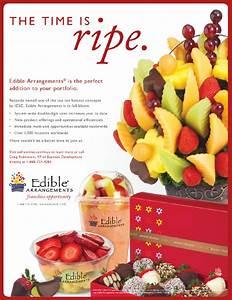 Edible Arrangements - Hot Dish Advertising