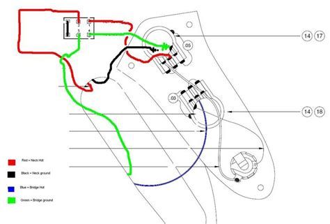 62 Jazz Bas Wiring Diagram by Not Covered In Faq Series Parallel For Dual Stack Pots