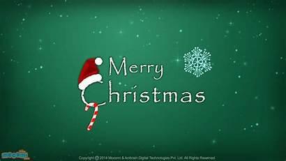 Merry Christmas Desktop Wallpapers Santa Hat Mocomi