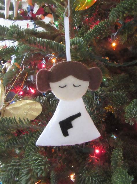 star wars princess leia ornament projects i ve finished