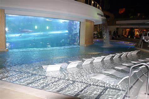 These Unique Vegas Hotel Pools Kick It Up A