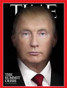 TIME Magazine Cover Merges Trump and Putin - Towleroad Gay ...