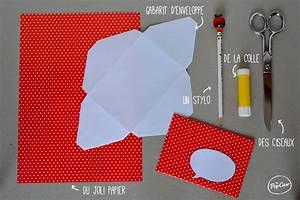 Comment Fabriquer Une Enveloppe : faire une enveloppe personnalis e thepopcase ~ Melissatoandfro.com Idées de Décoration