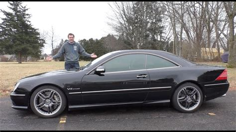 Such as this cl65 amg. This V12 Mercedes CL65 AMG Is an Insane $30,000 Used Car ...
