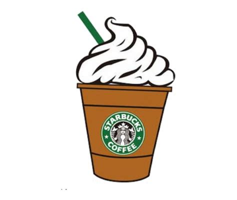 Please feel free to get in touch if you cant find the starbucks cup clipart your looking for. Library of starbucks banner black and white library free png files Clipart Art 2019