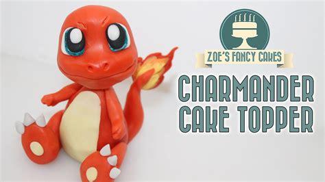 pokemon cakes charmander cake topper yum pinterest
