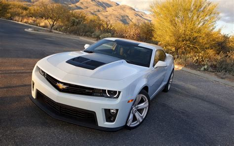 2014 Chevrolet Camaro Zl1 Coupe 2 Wallpaper