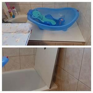 Table A Langer Pour Salle De Bain : salle de bains bricoman meuble salle de bain vasque double a poser baignoire grise siiwonline ~ Teatrodelosmanantiales.com Idées de Décoration