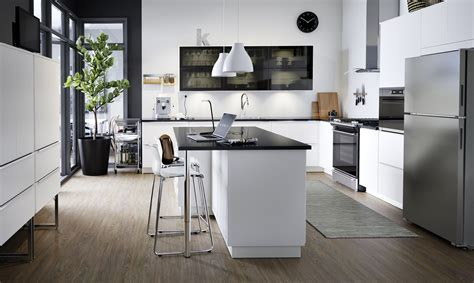 we re obsessed with ikea s new kitchen look book western living