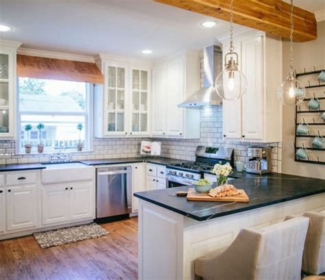 farmhouse kitchen islands how to add quot fixer quot style to your home kitchens