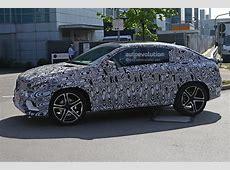 2015 MercedesBenz MLC vs 2015 BMW X6 Spyshots autoevolution