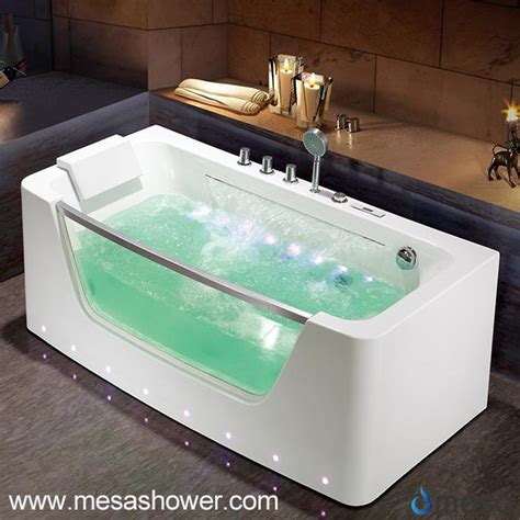 Large Whirlpool Tub by China Contemporary Design Simple Style Large Stand Alone