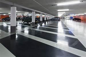 Orbit Engineering Development » Parking garage shopping centre