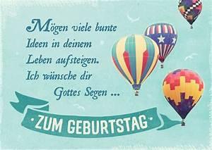 50 Geburtstag Schwester : postkarte zum geburtstag bunte ideen missionsverlag gehe hin ~ Frokenaadalensverden.com Haus und Dekorationen