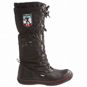 Pajar Grip High Winter Snow Boots (For Women) 7631C - Save 44%