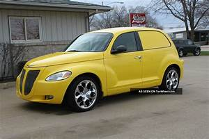 2001 Pt Cruiser : 2001 pt cruiser sedan delivery custom built all steel head ~ Kayakingforconservation.com Haus und Dekorationen