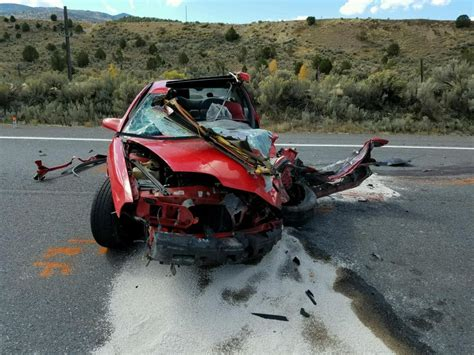 One Killed In Spanish Fork Canyon Crash, Dui Suspected