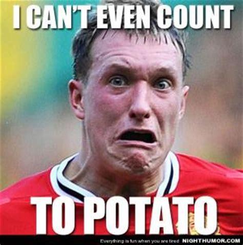 I Can Count To Potato Meme - meme list kappit