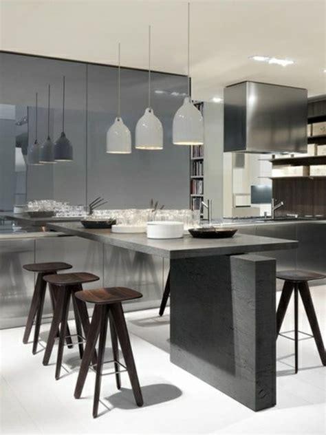 cuisine avec ilot pas cher 45 idées en photos pour bien choisir un îlot de cuisine