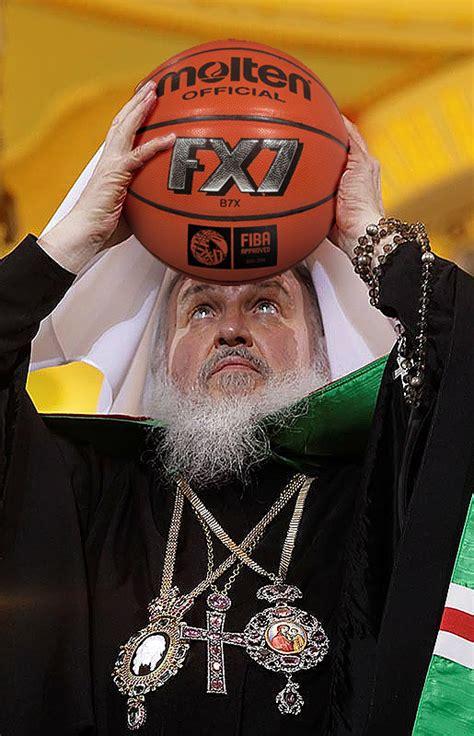 Pareizticīgo basketbols - ilustrētā baznīca