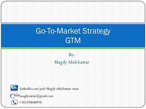 go to market strategy gtm With gtm plan template