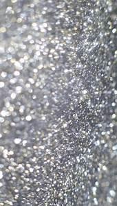 Silver glitter iphone phone wallpaper background lock ...