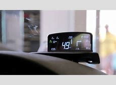 Pfaff BMW Head Up Display YouTube