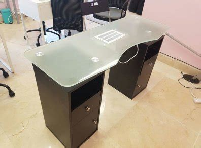 nail desk for sale nail station nail desk nail technician for sale in allen