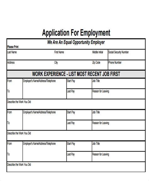 13522 simple application format 49 application form templates free premium templates