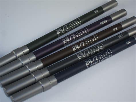 urban decay  velvet glide  eye pencil review
