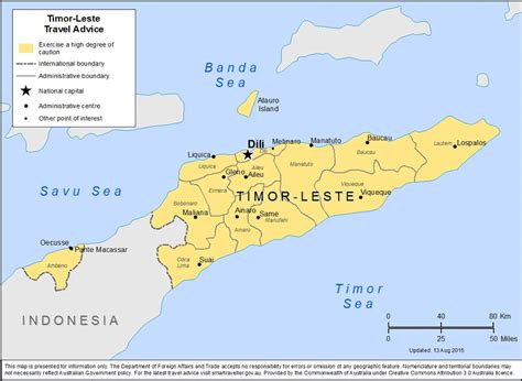 Timor Leste Travel Health Insurance Country Review