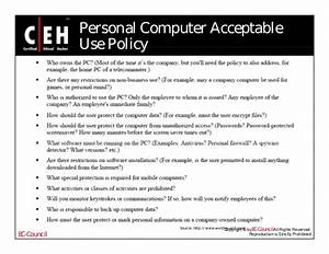 Computer Use Policy Template Company Computer Use Policy Template Choice Image