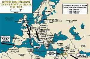 Jewish immigration to Israel, 1948-1950   The Holocaust ...