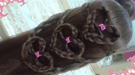 peinados recogidos faciles  cabello largo bonitos