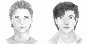 The Outsiders - Ponyboy and Johnny by xopalettex on DeviantArt