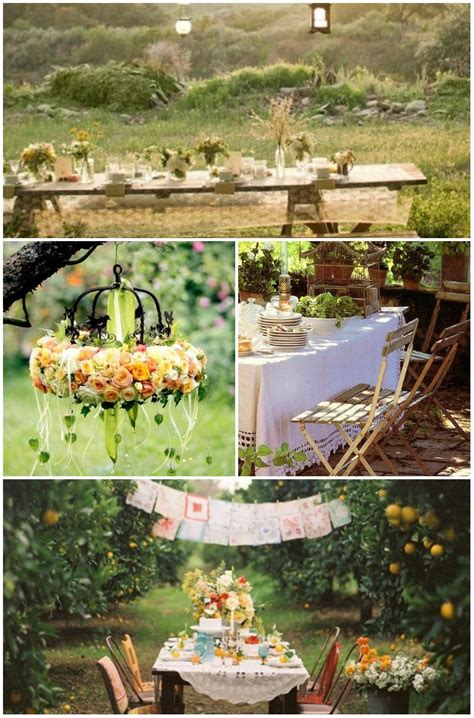Garden Decoration For Birthday by 18th Garden Birthday Ideas Ideas 18th