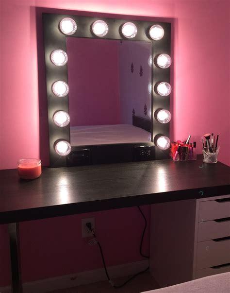 lights for makeup vanity makeup vanities with lights decofurnish