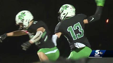 Oklahoma high school football complete scores: Playoffs Week 2