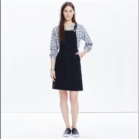 49% off Madewell Dresses u0026 Skirts - Madewell Denim Jumper Dress Overalls Skirt from Rubyu0026#39;s ...