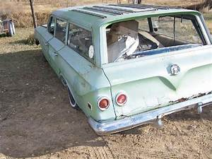 Purchase Used 1961 Brookwood Bel Air Wagon