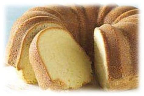 sugar  pound cake   splenda geralds
