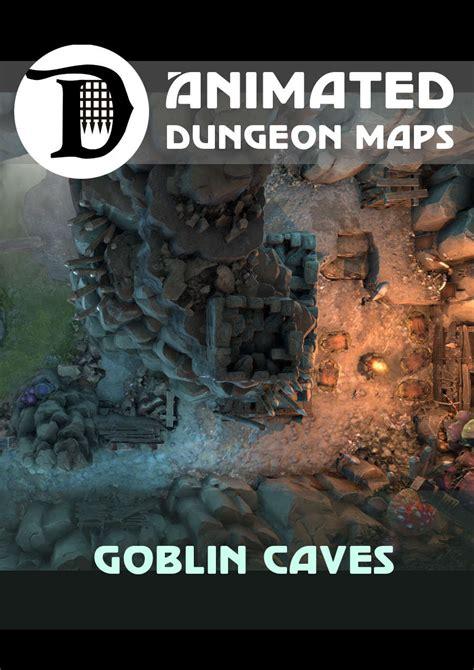 5 лет назад 00:01:49 91. Animated Dungeon Maps: Goblin Caves - Animated Dungeon ...
