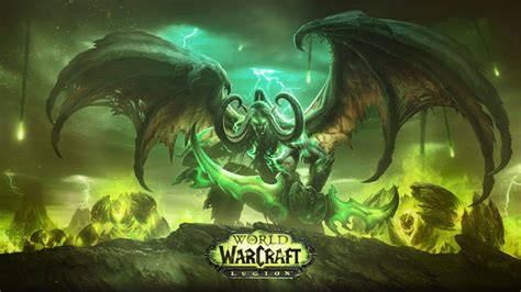 World Of Warcraft Animated Wallpaper - world of warcraft legion animated wallpaper or die