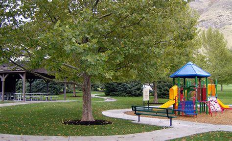 Parks Details & Pavilion Reservations | City of Provo, UT