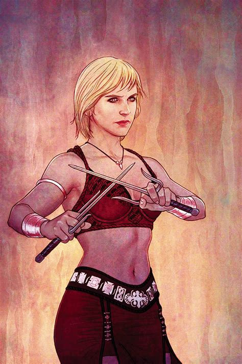Xena: Warrior Princess #2 (10 Copy Frison Virgin Cover ...