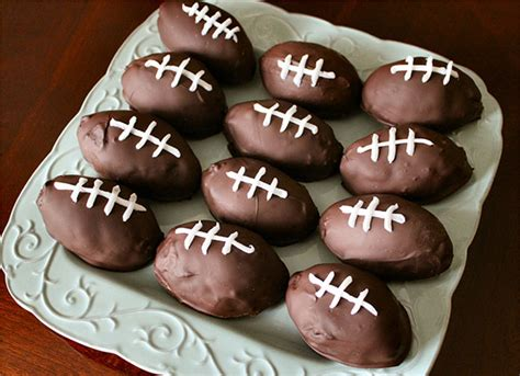 Football Treats For The Super Bowl B Lovely Events