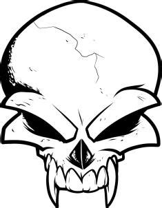 How to Draw a Skull Tattoo Design, Skull Tattoo Design